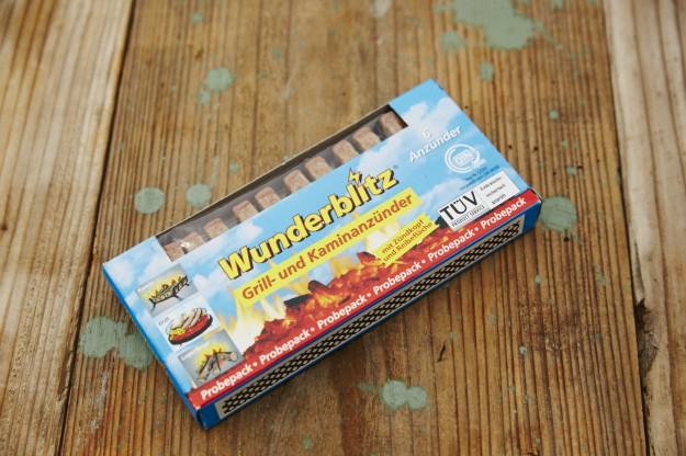 ワンダーブリッツ着火剤がTVで紹介されました!