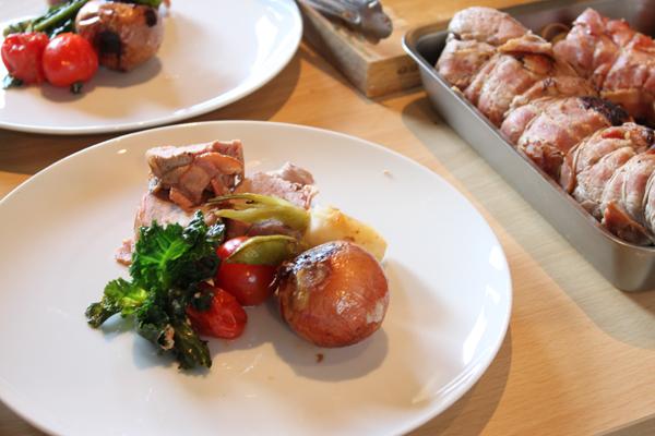 豚ヒレ肉のポットロースト