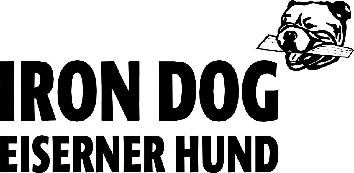 IRON DOG ロゴ