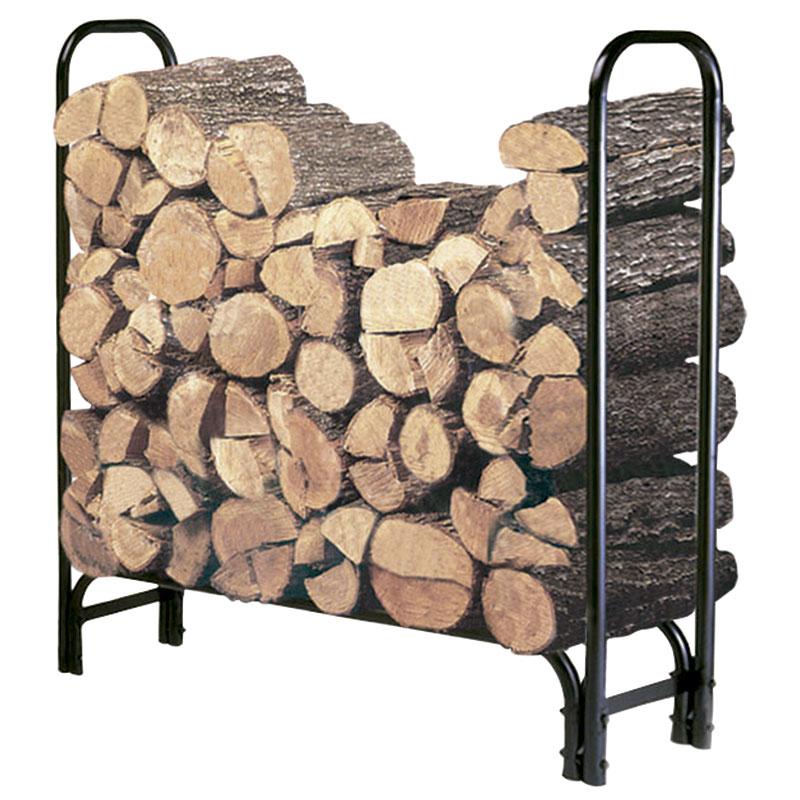 しっかり乾燥した薪を使う