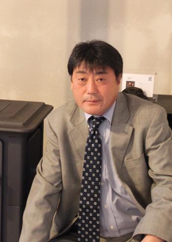 DLD代表取締役社長三ツ井陽一郎