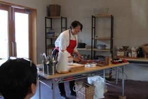 KnotsHouse お料理教室1